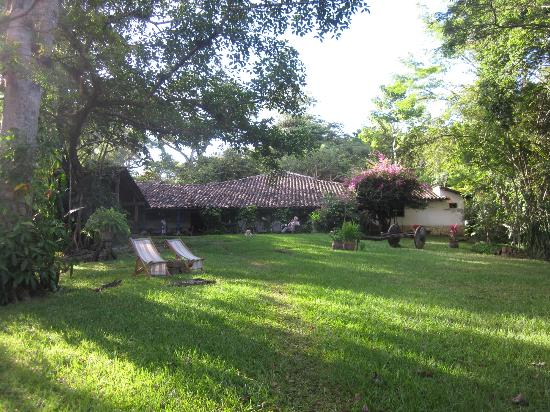 Hotel Hacienda San Lucas: Beautiful grounds