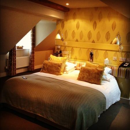 The Howard Arms: fantastic summer room