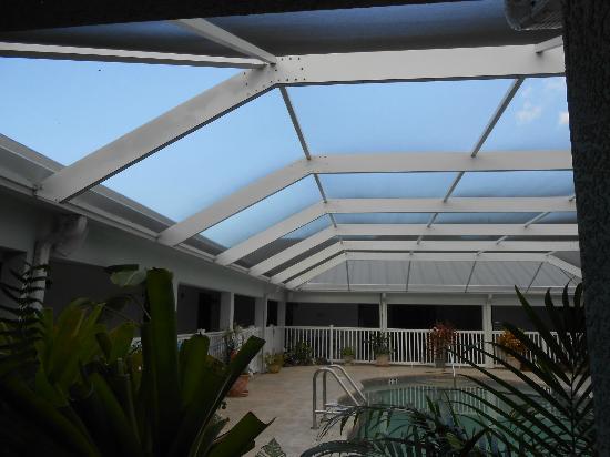 Ivey House: piscine