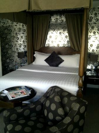 Hotel du Vin Wimbledon: Our beautiful room