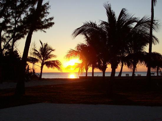 Matecumbe Resort: Sunrise is Spectacular