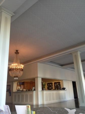Hotel Smeraldo Terme : Hall