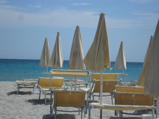 Hotel Cala della Torre : la spiaggia