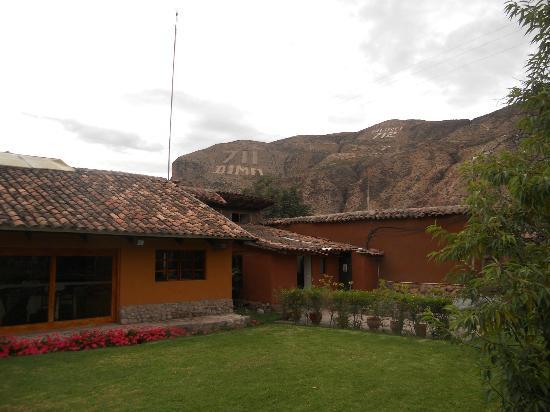 San Agustin Monasterio de la Recoleta Hotel: Vista desde los jardines del hotel