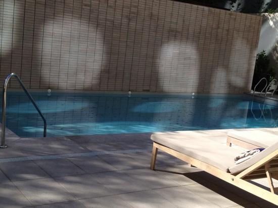 piscina del Atton Vitacura