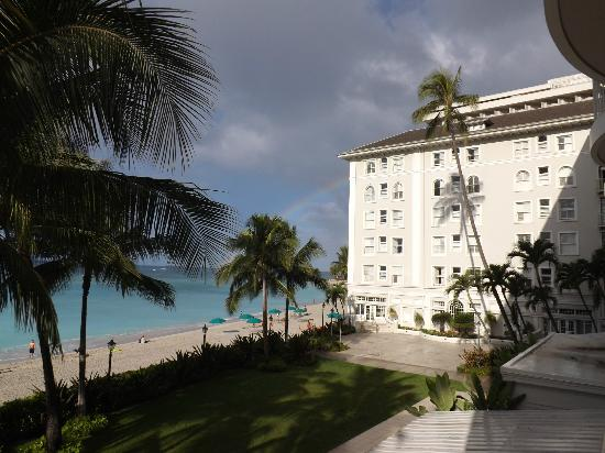 Moana Surfrider, A Westin Resort & Spa: View from room