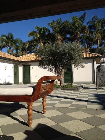 Agriturismo Serra San Biagio: les chambres dans le nouveaux batiment