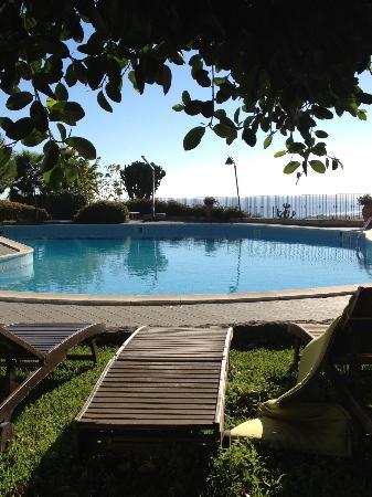 سيرا سان باياجيو: la jolie piscine