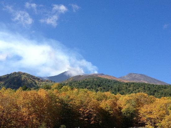 Agriturismo Serra San Biagio: l'etna par la route nord, la plus joli route