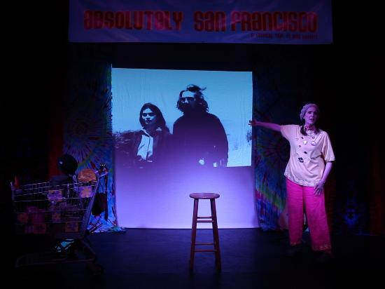 The Alcove Theater : Sunshine remembers where the Sixtie's went