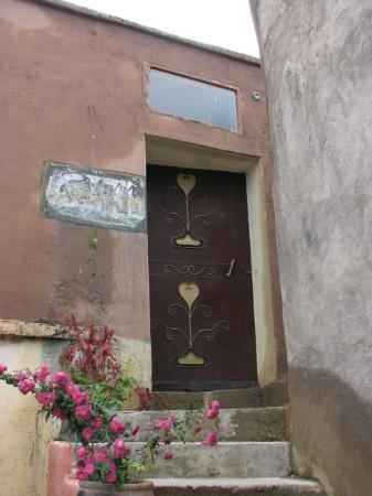 Dar Achain Guesthouse : Entrance