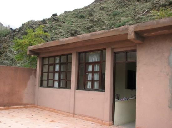 Dar Achain Guesthouse: Terrace