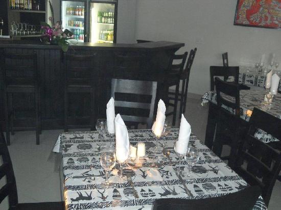 Winnie Guesthouse: Restaurant