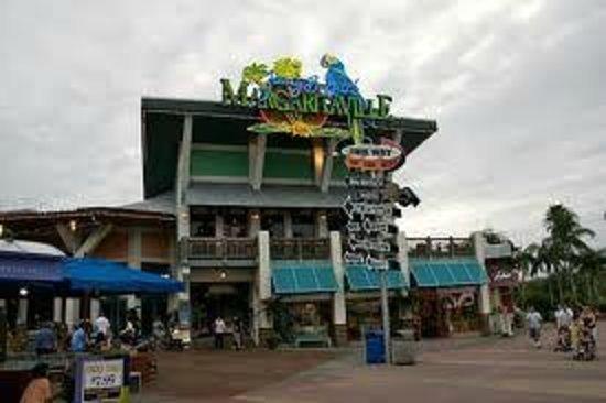 Margaritaville Orlando: Orlando City Walk