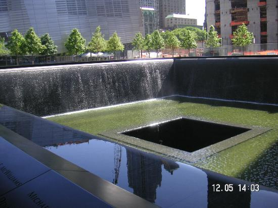 New York, NY: Ground Zero