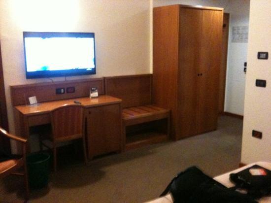 Hotel Garibaldi : camera
