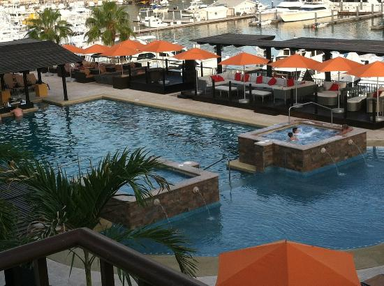 Tesoro Los Cabos: Sky Pool - really a great improvement