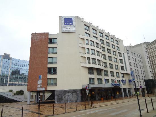 Novotel Lille Centre Gares : hôtel