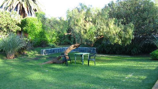 El Capullo: Parque