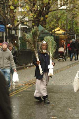 Brick Lane: Street Seller