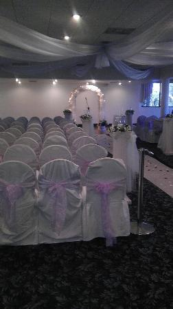 Inverrary Country Club East Course: Wedding Ceremony