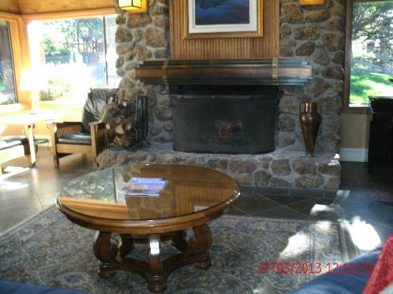 Bodega Bay Lodge: Lobby