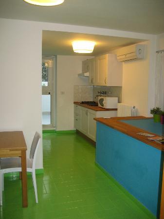 Residenza Fulco : Kitchenette