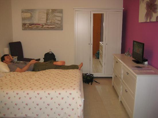 Residenza Fulco : Bedroom area