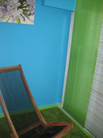 "Residenza Fulco : ""Grassy"" nook"