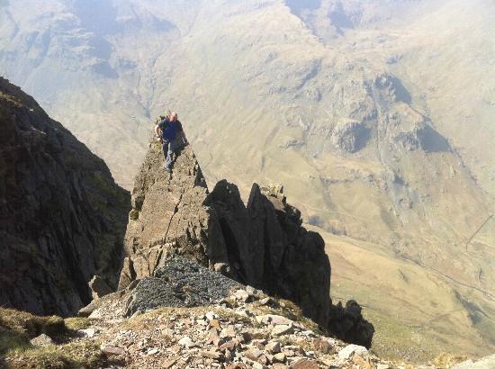 Pinnacle Ridge - St Sunday Crag