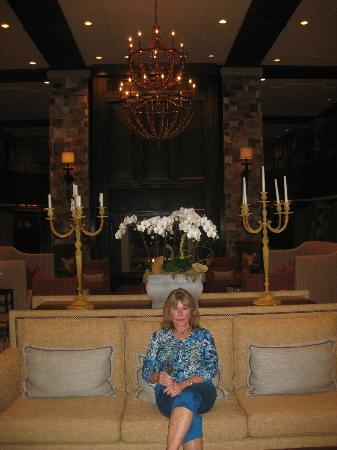 The St. Regis Deer Valley: Beautiful lobby