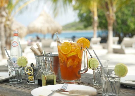 Zest Mediterranean: Spritz Time @ Zest Beach Cafe