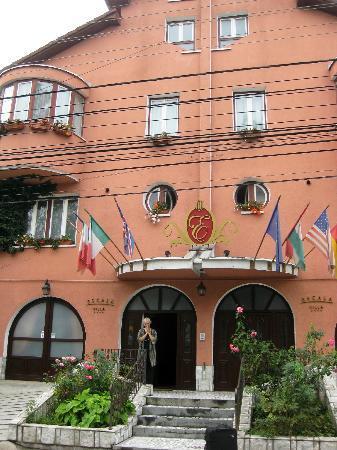 Villa - Hotel ESCALA: villa