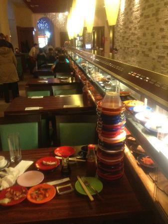 EAT: Nach dem Abendessen :)