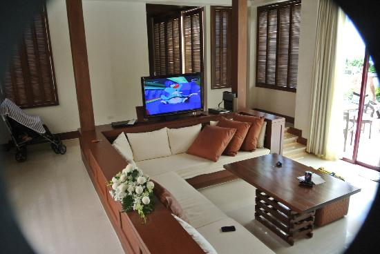 Centara Grand Beach Resort Phuket: 2 bedroom villa