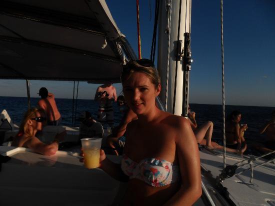 Grand Palladium Colonial Resort & Spa : Boat Trip