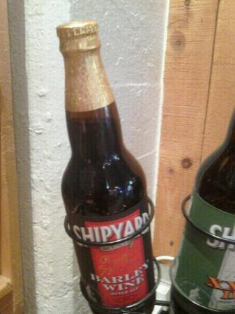 Shipyard Brewing Company: I've gotta try this.