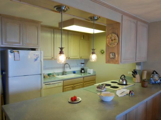 كاهانا ريف - ماوي كوندو آند هوم: Kitchen area unit 220 