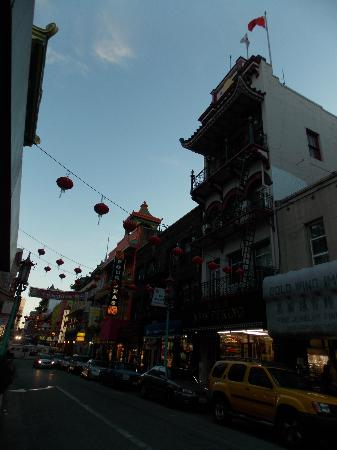 Chinatown: Chinatown