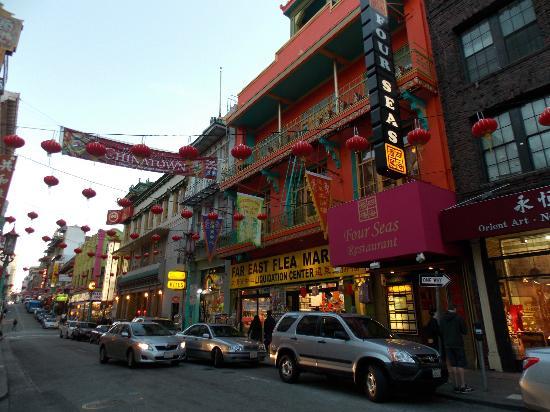 中國城照片