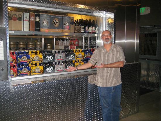 The Tap room: My dream fridge
