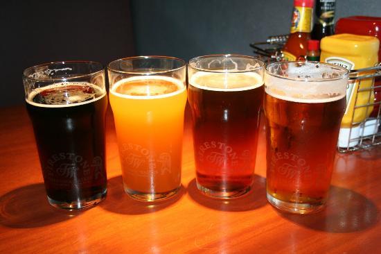 The Tap room: A few tastie pints
