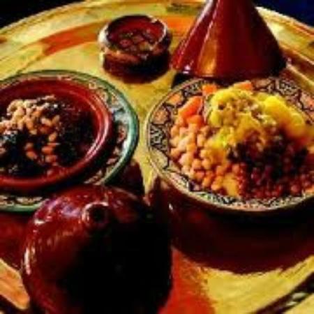 Riad Kalinka Lotus: Gastronomie Marocaine au Rendez-vous