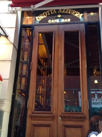 Grotta Azzurra Restaurant: love!