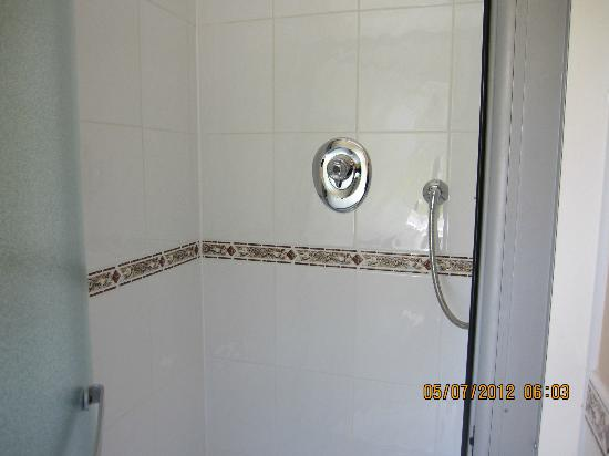 Orchard House: Large shower