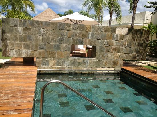 Blue Diamond Luxury Boutique Hotel: Otra alberca del spa