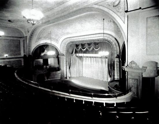 Mahaiwe Performing Arts Center: A past stop of touring vaudeville acts and performers such as John Philip Sousa