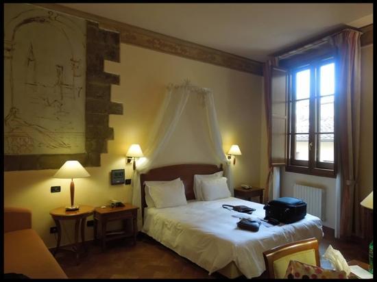 Hotel Davanzati: picture of our room