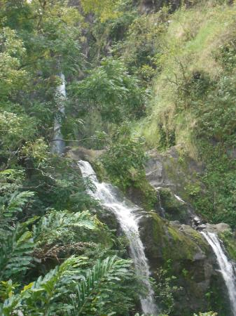 Road to Hana Tours: Water fall