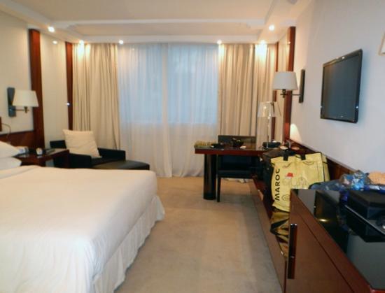 Hyatt Regency Casablanca: room